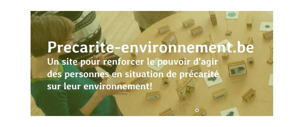 Image site belge precarite environement