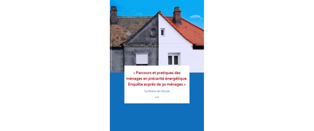 Parcours et pratiques des ménages en précarité énergétique