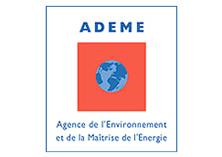 Logo Agence de l'Environnement et de la Maîtrise de l'Energie (ADEME)