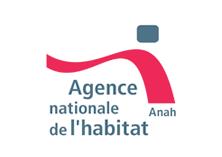 Logo Agence national de l'habitat
