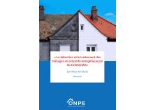 Détection et traitement des ménages en précarité énergétique par les CCAS/CIAS