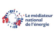 Le médiateur national de l'énergie logo