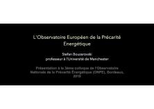 vidéo de l'observatoire européen de la précarité énergétique